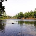 River crossing at Vaidav